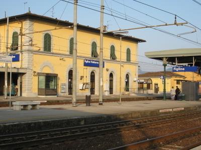 Stazione Dal Binario  4