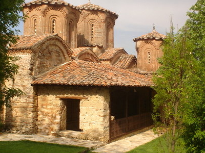 Monastery Of The Holy Mother Of God Eleusa