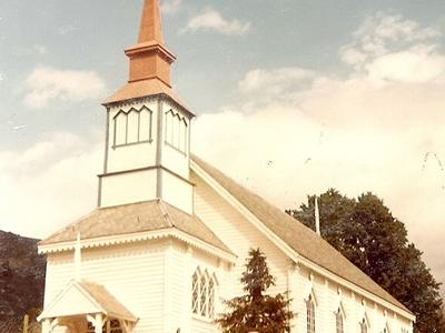 Stårheim Church