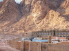 St. Catherine's Monastery In South Sinai - Egypt