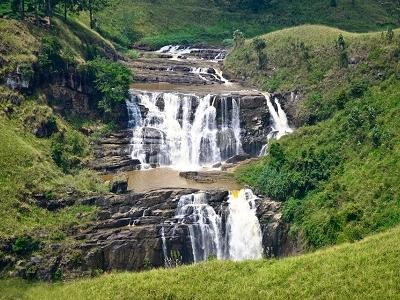 St. Clair's Waterfall