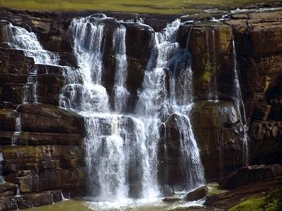 St. Clair Waterfall - Hatton - Thalawakele