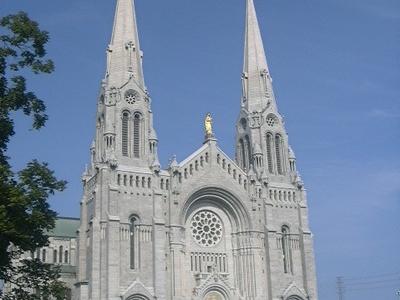 Basilica Of Sainte-Anne-de-Beaupre