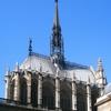 Sainte-Chapelle Exterior View