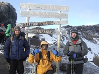KILIMANJARO PACKAGE - MACHAME ROUTE 6 DAYS