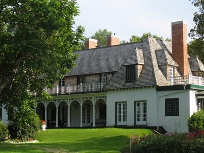Stephen  Leacock  House  Orillia