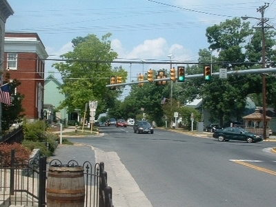 Stephens City Route Xing