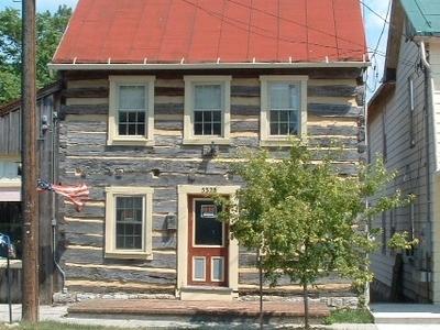 Stephens City  Widdows Frazier House