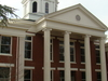Stephens County Courthouse In Toccoa