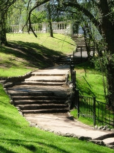 Steps Along The Barranca