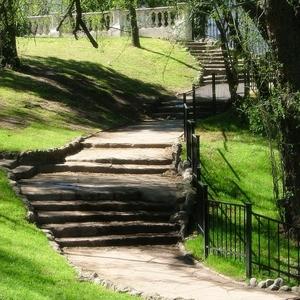 Steps Along The Barranca
