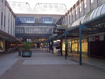 Pedestrianised Town Centre