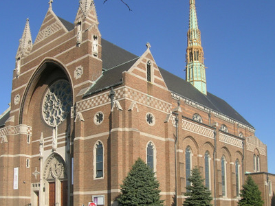 St  Florian  Catholic  Church     Hamtramck  Michigan