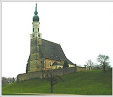 St-Florian Church-Helpfau-Uttendorf, Austria