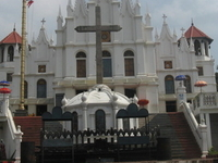 St. George Orthodox Church Puthuppally Pally