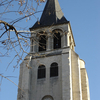 Bell Tower Of Saint-Germain-des-Prés Abbey Church