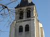 Bell Tower Of Saint-Germain-des-Prés Abbey Church