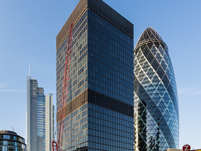 St. Helen's With St. Mary Axe