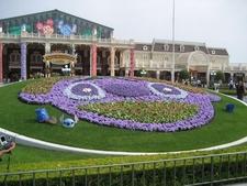 Stitch Entrance Tokyo Disneyland