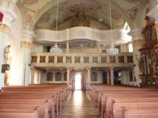 St. Jakobs Pfarrkirche Höhnhart, Austria