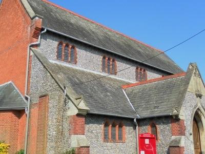 St  James  27s  Church