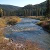St. Joe River In St. Joe National Forest