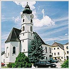 St-John Parish Church-Aschach An Der Donau, Austria