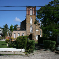 St. John's Cathedral Belize City