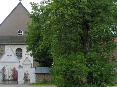 St John The Baptists Church In Zidikai