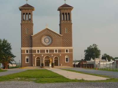 St. John The Baptist Roman Catholic Church Edgard