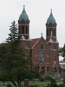 St Joseph 2 7s College Church