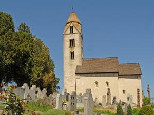 Santa Magdalena Iglesia de la edad de Arpad