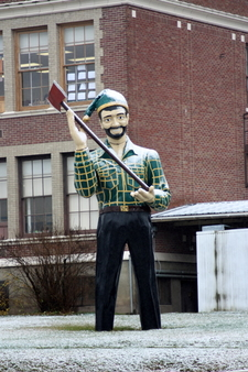 St Maries Idaho School Mascot