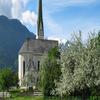 St Martin And St Nicholas Church Wiesing Austria
