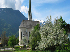 St Martin And St Nicholas Church Wiesing Austria
