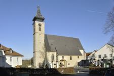 St Martin Church-Wolfern, Upper Austria, Austria