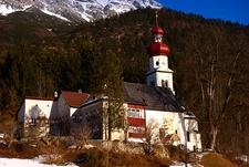 St. Martin Monastery, Gnadenwald, Austria