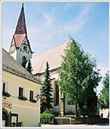 St-Martin Parish Church Aschach An Der Steyr