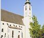 St-Martin Parish Church Peuerbach, Austria