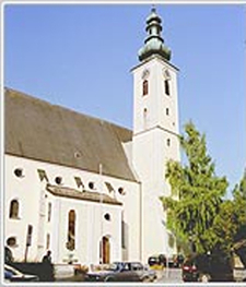 St-Martin Parish Church Peuerbach, Austria