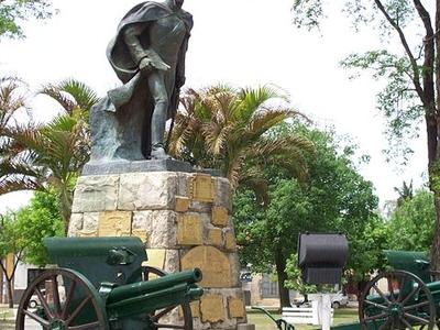 St. Martin Plaza In Goya