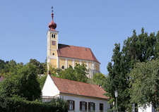 St. Martin´s Parish Church, Donnerskirchen