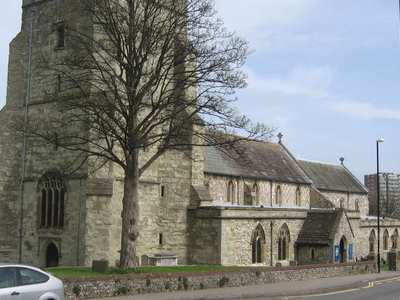 St Mary\\\'s Church (12th Century)