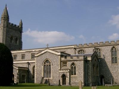 St  Mary  Church Old  Amersham
