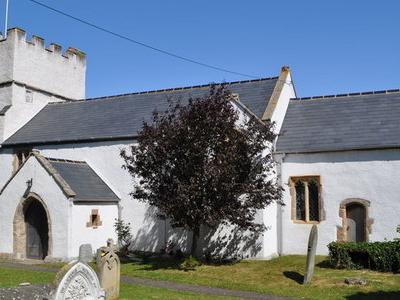 St  Mary Church  Kilve