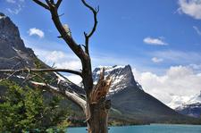 St. Mary Falls Trailviews - Glacier - Montana - USA