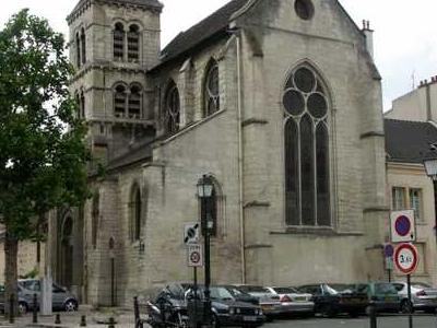 St  Maur  St Nicolas Church