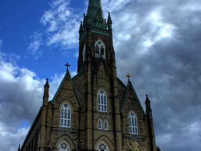 St .  Michael  Basilica Miramichi