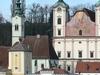 St. Michael Baroque Church-Steyr, Austria