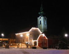 St. Michael Parish Church-Leonding, Austria
